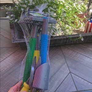 Kids garden or beach tools!